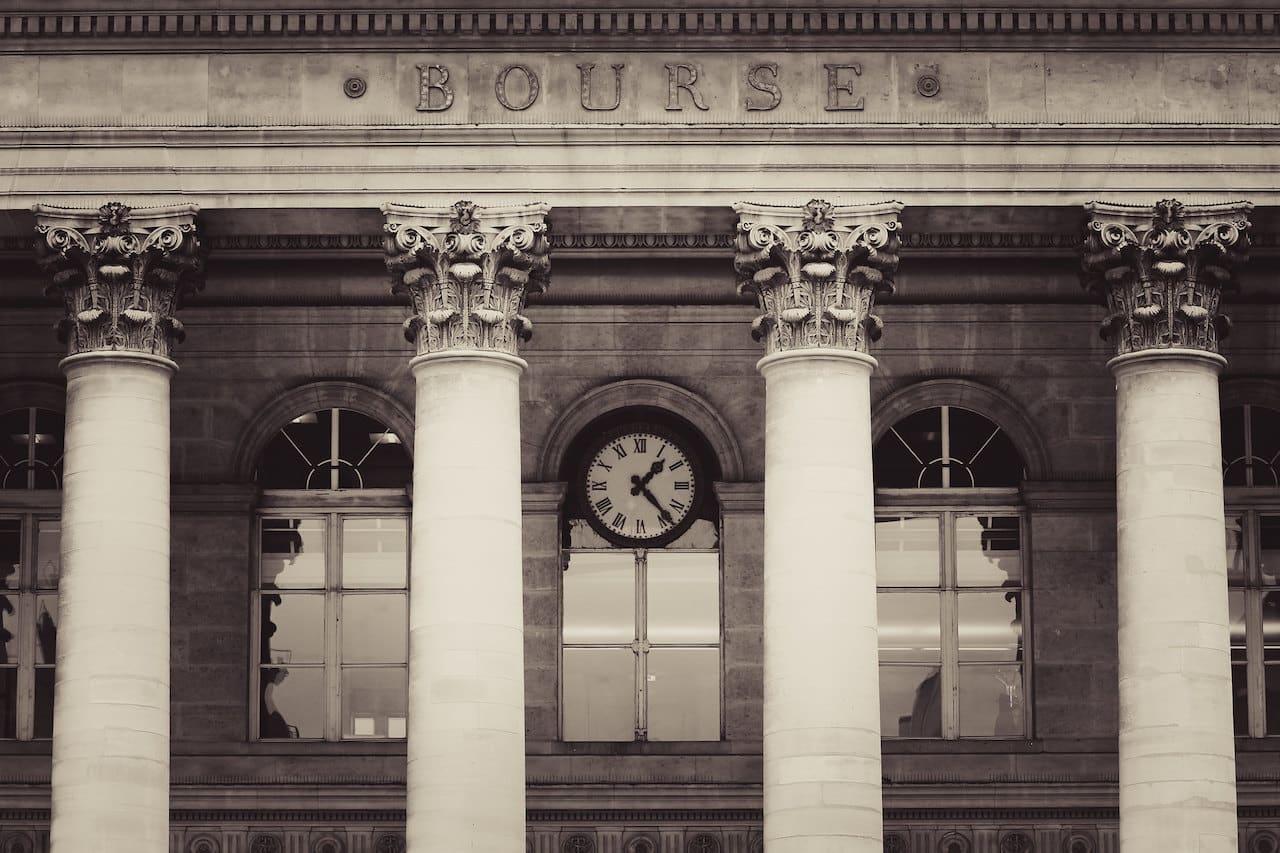 Bourse de Paris