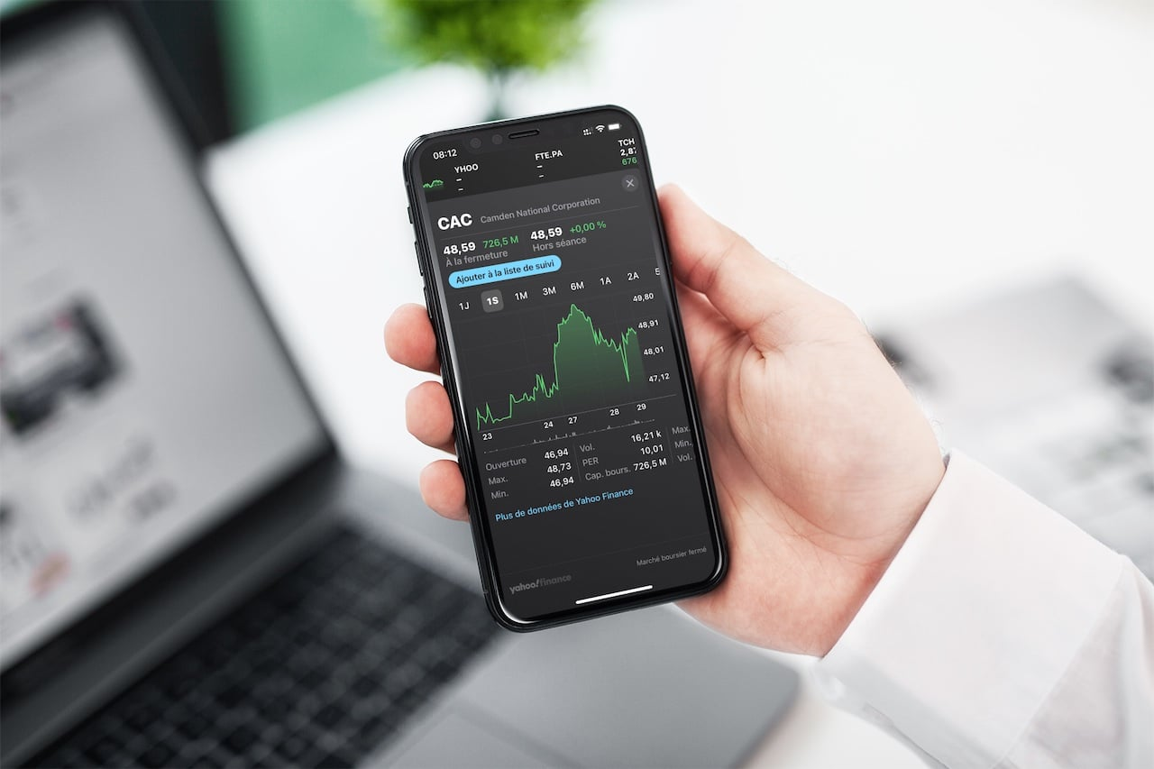 Bourse de Paris, indice CAC