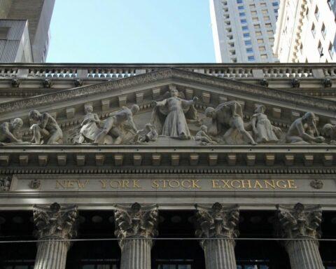 Bourse de New York, Wall Street