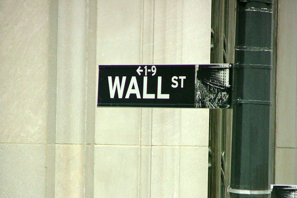 Bourse de Wall Street