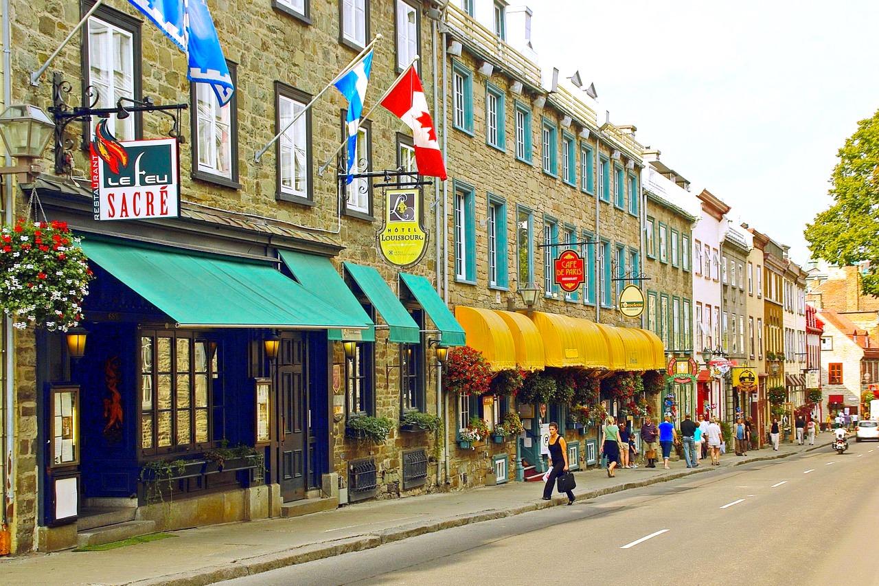 Immobilier à Quebec, Canada