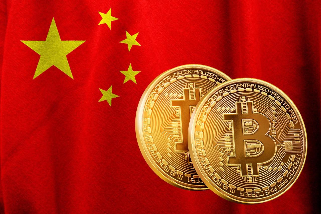 chine bitcoin crypto