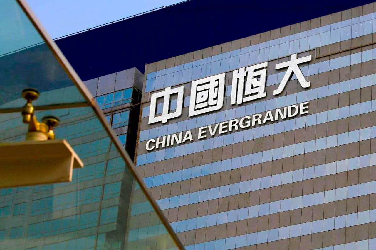 Chine Evergrande