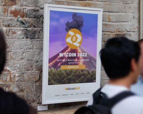 Conférence Bitcoin 2022 à Miami
