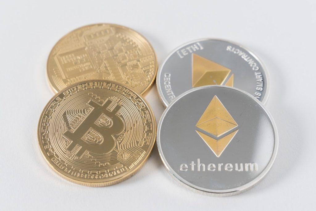 crypto bitcoin ethereum