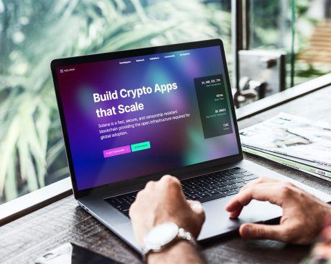 Projet crypto Solana