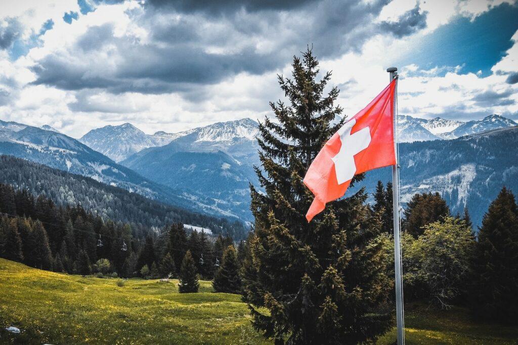 Bourse Suisse et actifs numériques