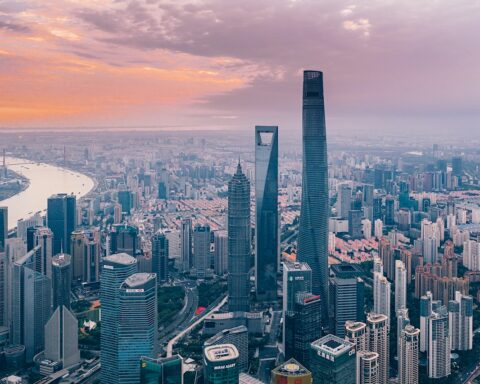 économie immobilier Chine
