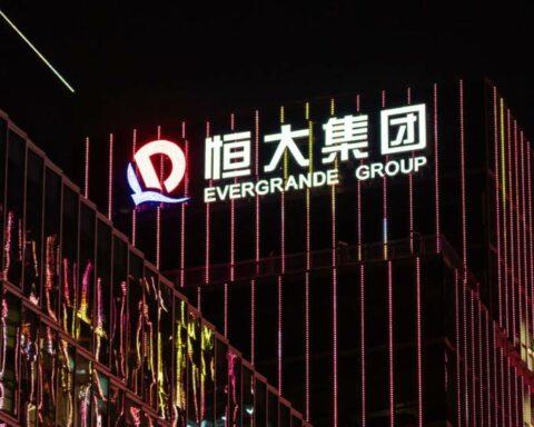 Evergrande Chine