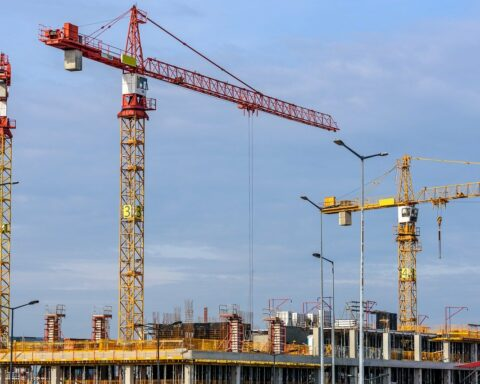 Immobilier, chantier
