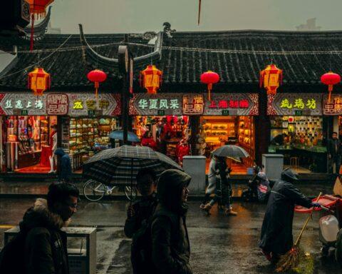 Crise immobilière Chine