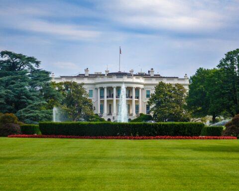 maison blanche, USA