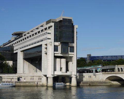 Ministère des finances, Bercy, Paris