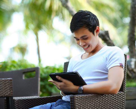Banque en ligne mobile