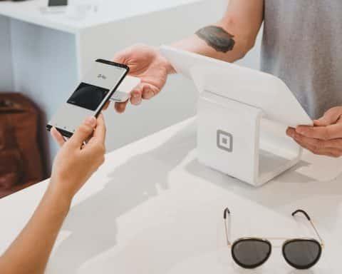 paiement banque en ligne par mobile