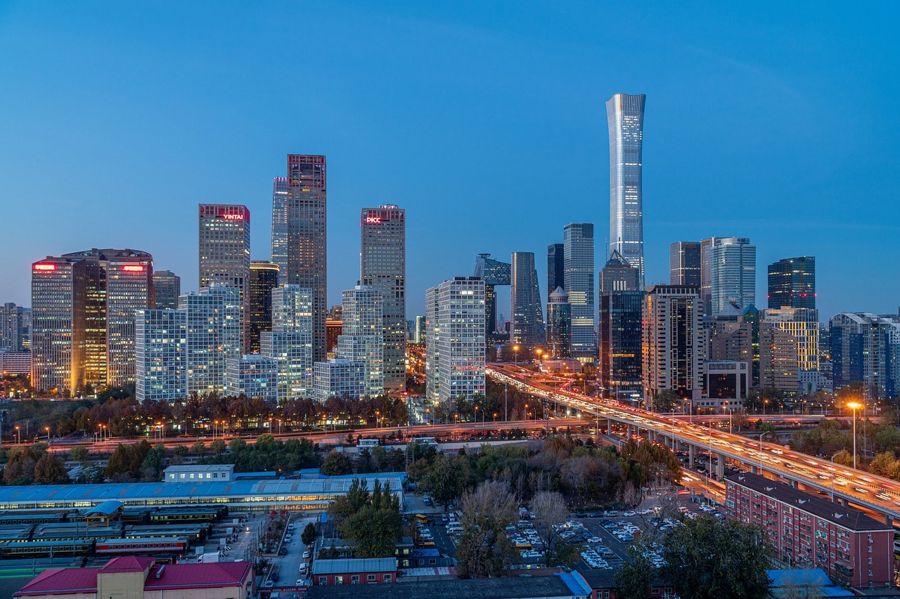 immobilier Chine