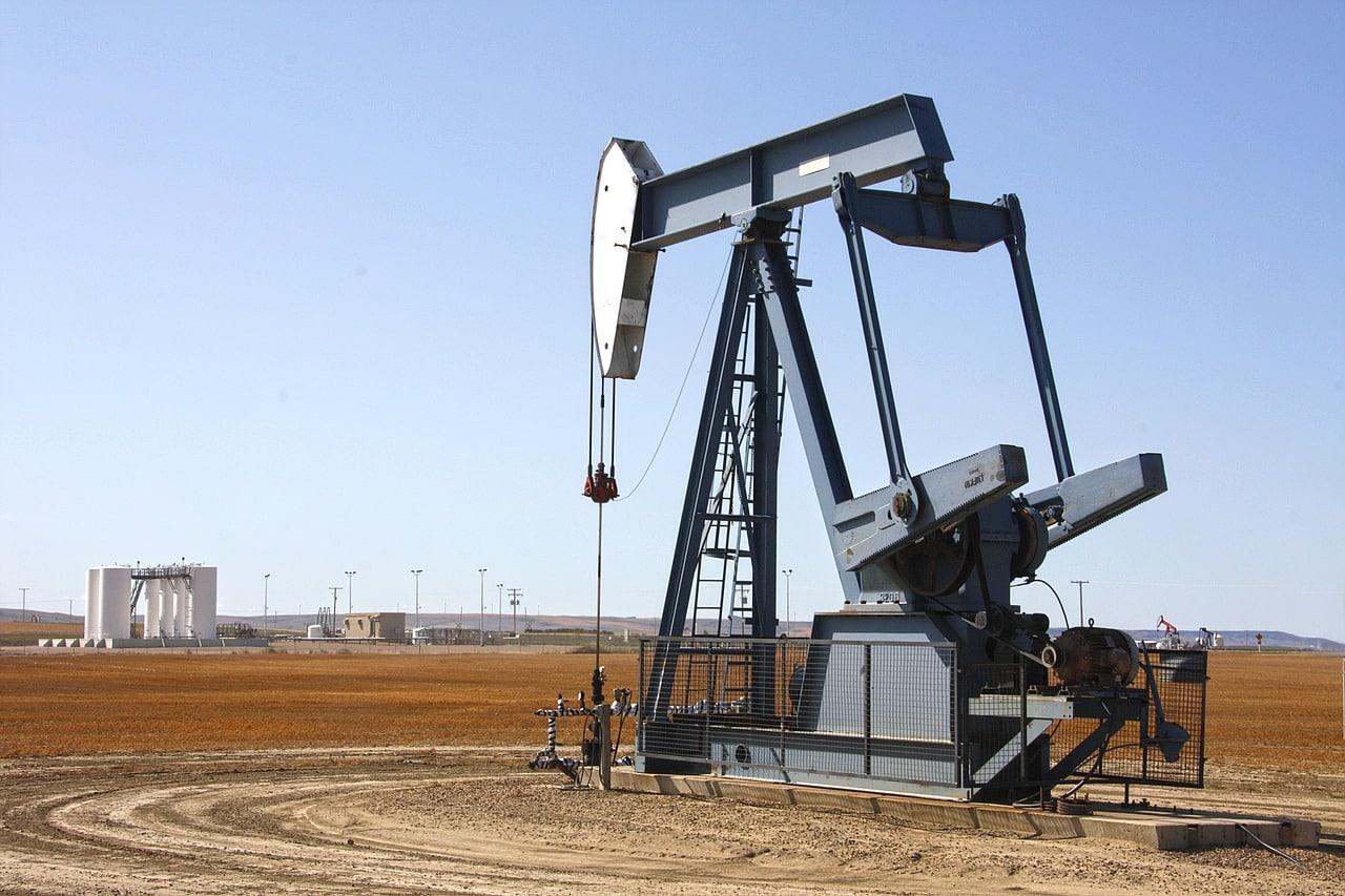 société pétrolière