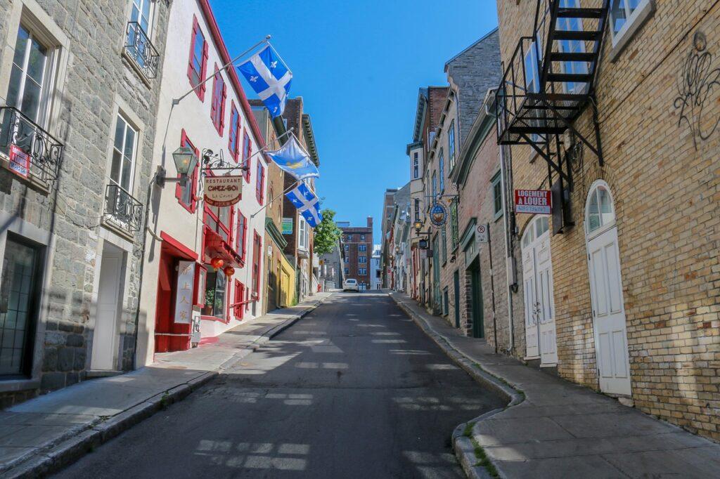 économie Québec