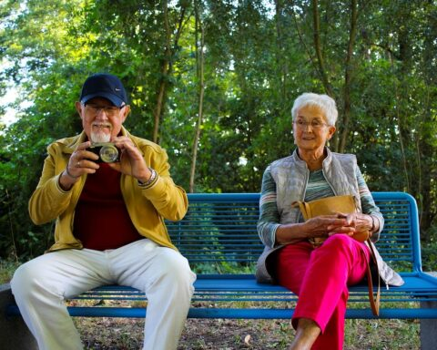 couple en retraite