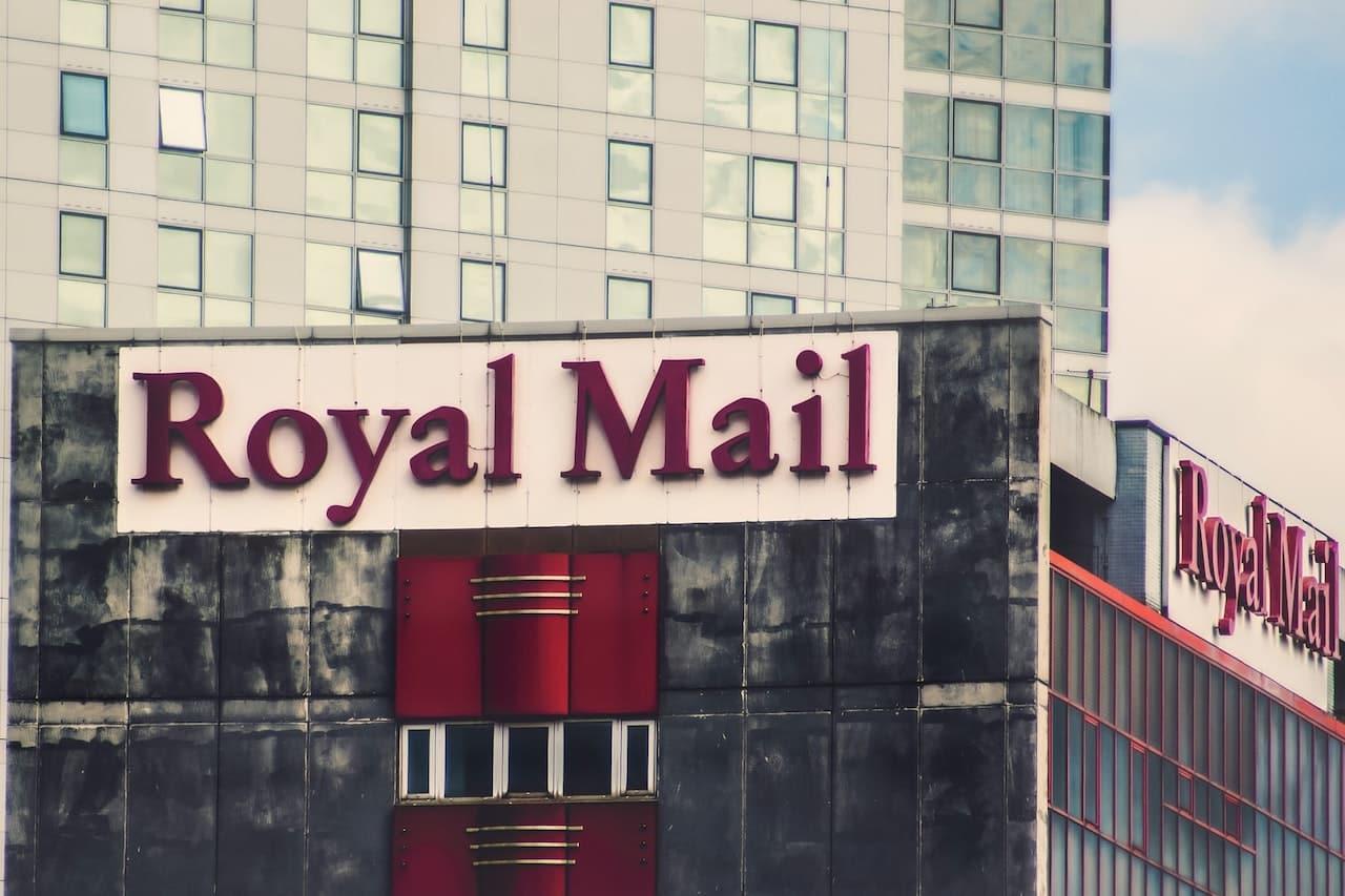 La poste Britannique : Royal Mail
