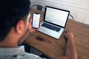 trader mobile