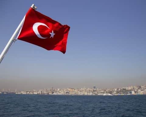 Turquie contre les cryptos