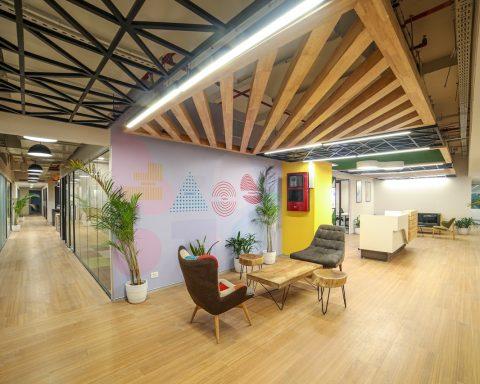 Télétravail, workspace, co-working