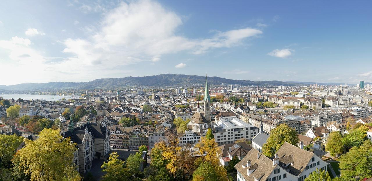 Immobilier à Zurich, Suisse