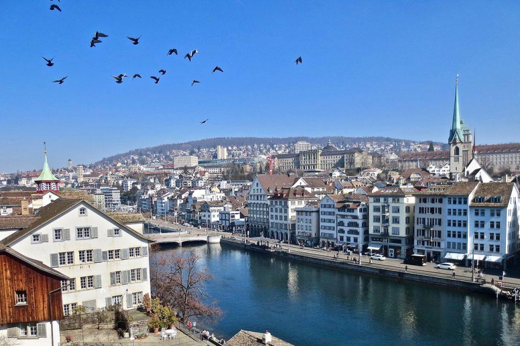 Bourse de Zurich
